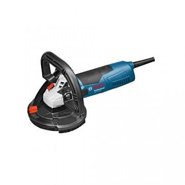 Bosch Professional GBR 15 CAG, 1.500 W Nennaufnahmeleistung, 9.300 min-1 Leerlaufdrehzahl, L-BOXX, Diamanttopfscheibe 125 mm, 3 x Ersatzbürstenkranz - 1