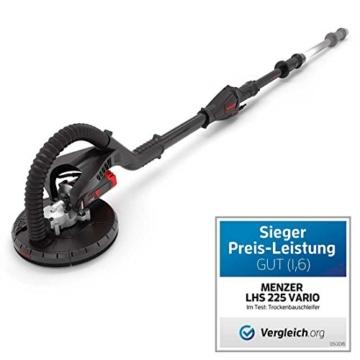 Langhalsschleifer MENZER LHS 225 VARIO Starter-Set - 1